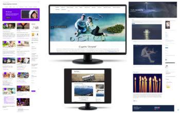 Создание авторских сайтов и литературных проектов